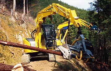 森林技術職員の業務